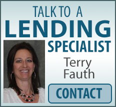Lending Team Specialist - Terry Fauth